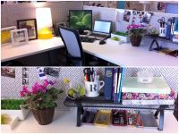 cubicle ideas | Ask Annie: How Do I Live Simply In A ...