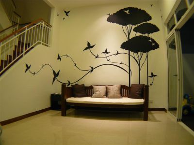 Photos Of House Wall Painting World Trend House Design Ideas