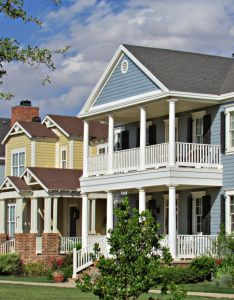 These appear to be row houses in different styles that same new neighborhood also rh pinterest