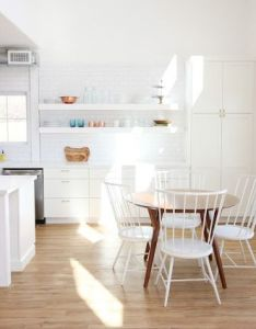Our real life fixer upper kitchen reveal also for the home rh pinterest