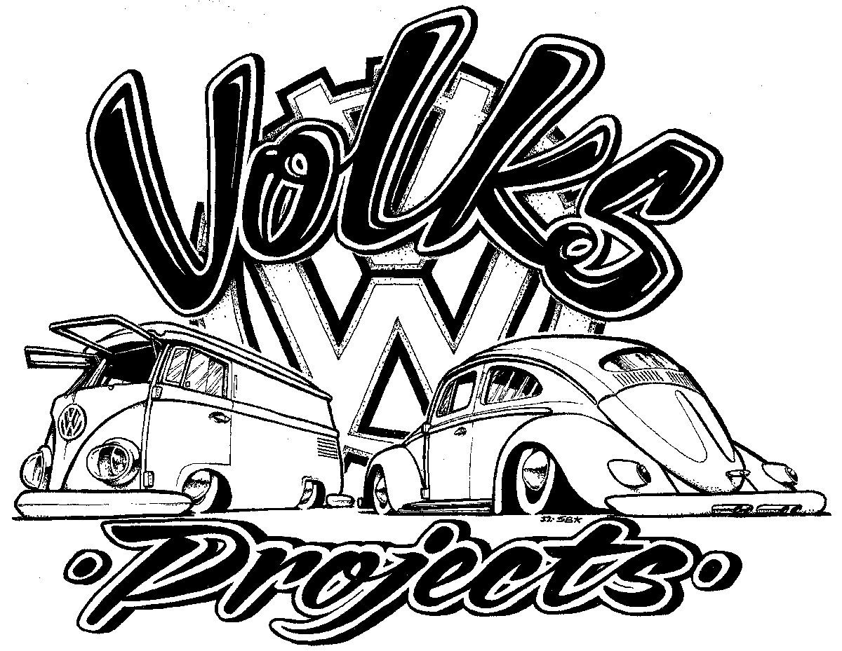 Volksprojects Logo