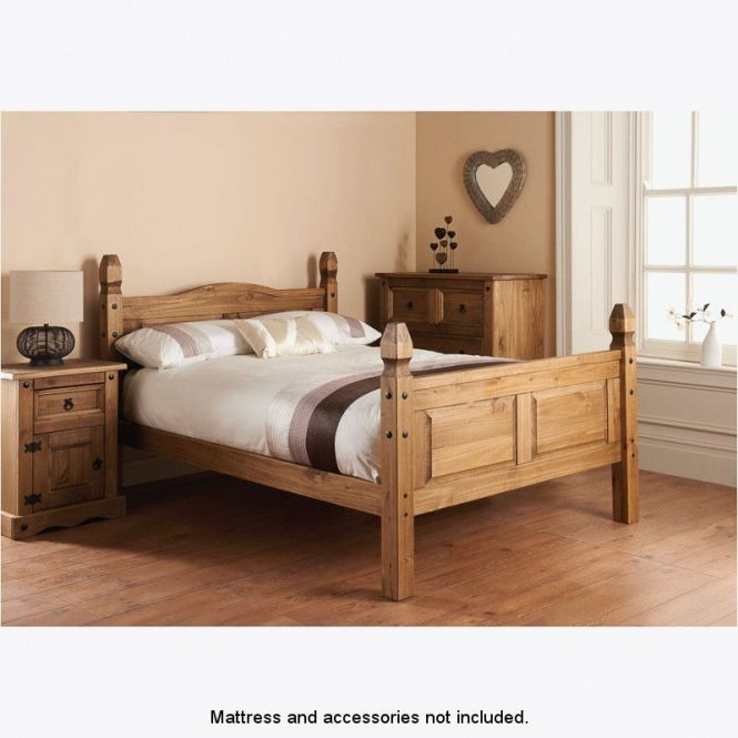 Rio 4ft 6 Double Bed