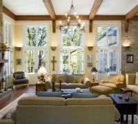 Spaces 12 Foot Ceilings Design, Pictures, Remodel, Decor ...