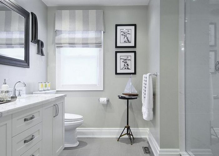 Love these gray neutrals in this very calm bathroom interior design ideas for your home also best images about on pinterest