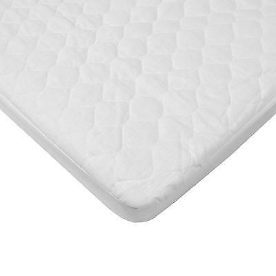 Baby Mattress Cover Bassinet Size Pad Waterproof Bed Protector Crib Bedding Soft
