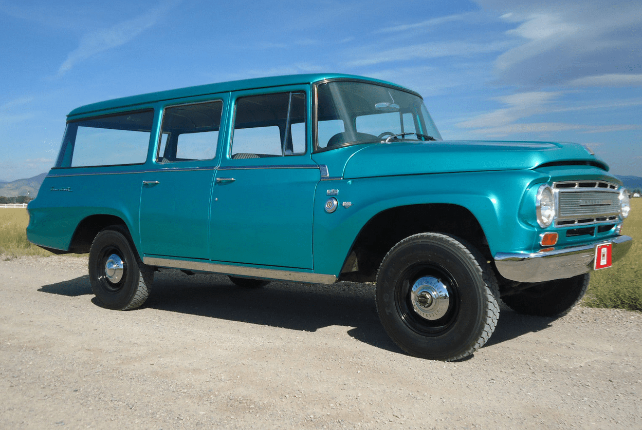 1968 To 1972 Chevy K5 Blazer