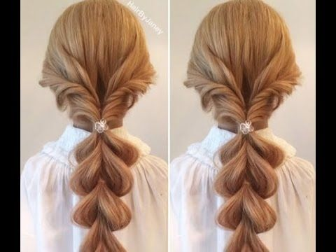 Simple Hairstyle For Girl Hairstyle Simple For Party And