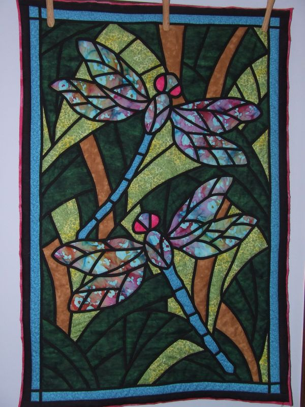 Dragonfly Quilt Quilts Dragonflies