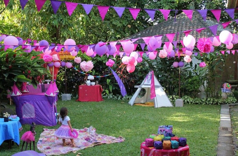 Garden Party Ideas Butterfly Garden Party Kara's Party Ideas