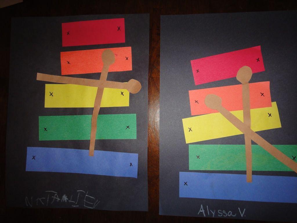 Letter X Craft Kid Crafts