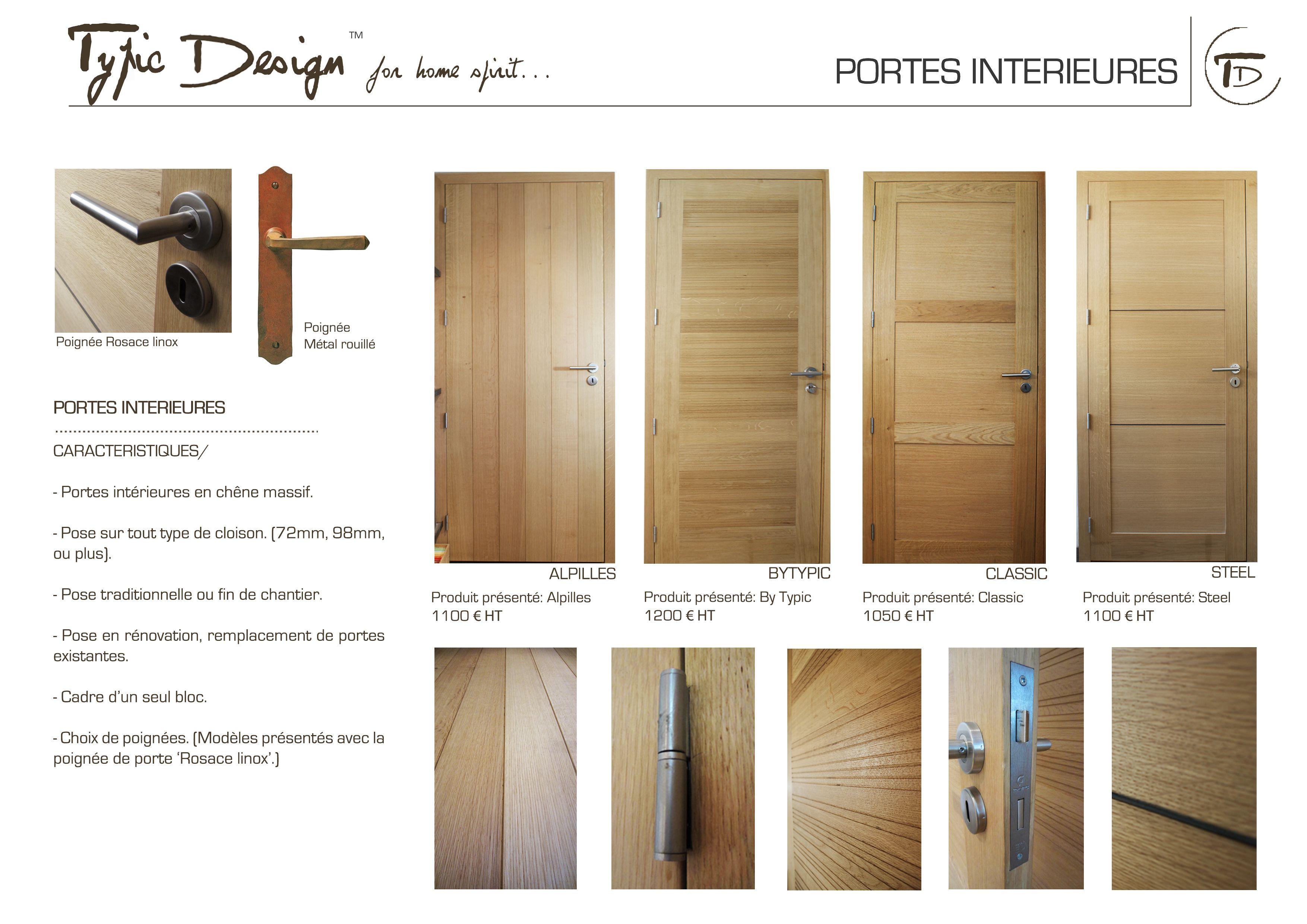 Porte Bois Interieur Occasion Prix Avec Bois Objet Chambre Porte
