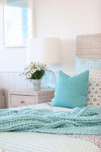 Home Decor Color Inspiration: Light Aqua Blue | Coastal ...