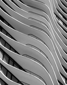 This picture is an example of pattern the building has  regular repetition shapes that keeps on going and interior decorators design decoration also pin by felicity sherratt architectural pinterest arch rh