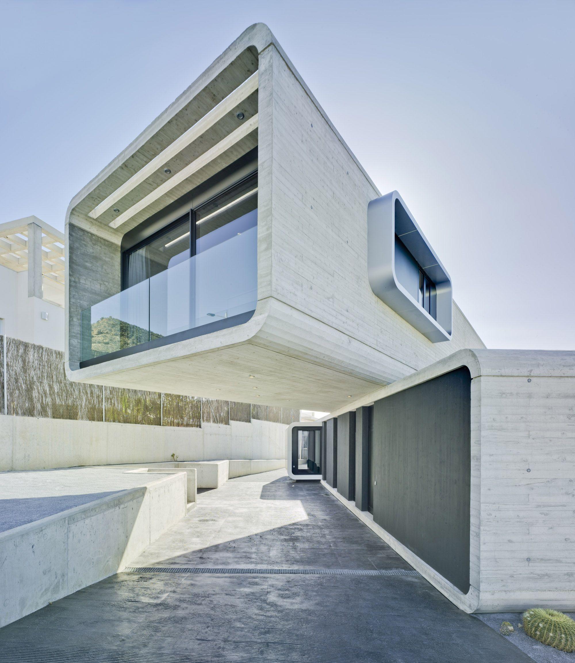 Ultra-Modern YAK Project By Ayutt and Associates Design