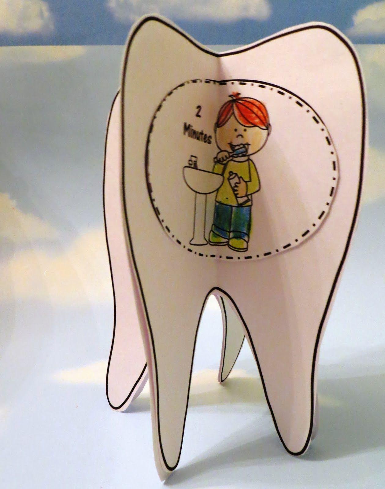 Dentist Worksheet Preschool
