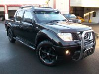 nissan navara roof racks