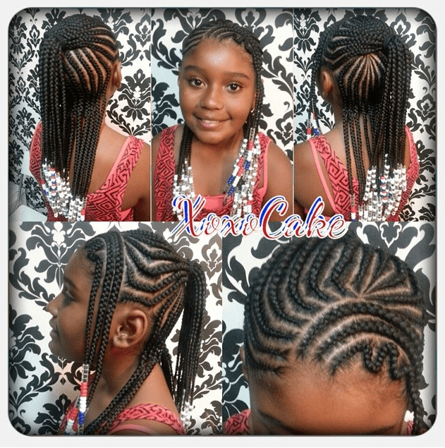 Black Girls Natural Hairstyles Lady Ideas Hair Style
