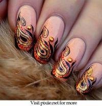 Extreme Nail Art Designs
