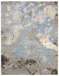 #contemporary #rug #blue #gray | Contemporary | Pinterest ...