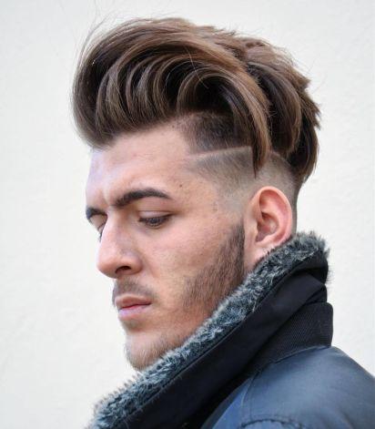 Fryzury Męskie 2018 Najmodniejsze Fryzury Męskie David Durden