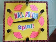 nail polish game daughters