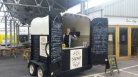 converted horse trailer - Google Search | food truck ...