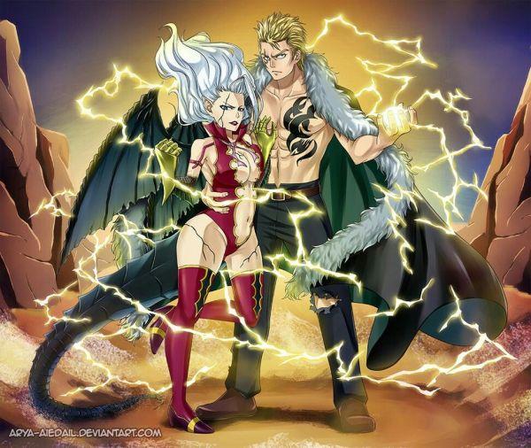 Miraxus Anime - Fairy Tail