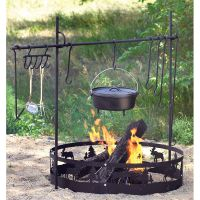 Guide Gear Campfire Cooking Equipment Set | Campfires ...