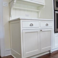 Kitchen Cabinet Feet Shop For Appliances I Love The Little Quotfeet Quot That Make Look Like