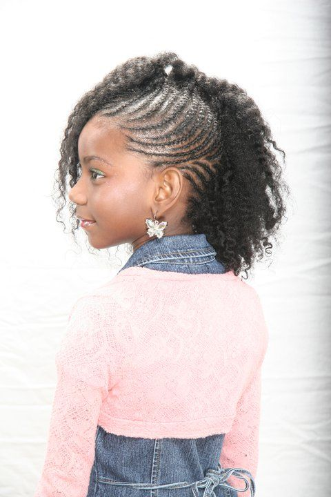 African Children Hairstyles Back To Post African American Kids
