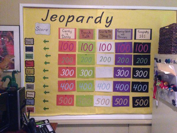 Employee Bulletin Board. Friendly Game Of Kids
