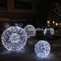 Led Christmas Ball - Buy Christmas Ball,Large Outdoor ...