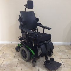 Invacare Power Chair Holly Hunt Siren Tdx Sp Rehab Tilt Recline Elevating