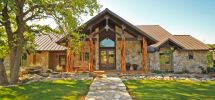 Texas Hill Country Ranch Style House Plans