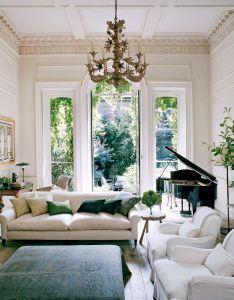 Interior designer rose uniacke   house pimlico london photography by francois halard for vogue also rh za pinterest
