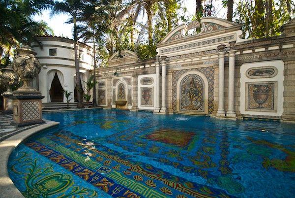 Casa Casuarina la mythique villa de Gianni Versace  Miami Beach  Mes photos de voyage  Mes