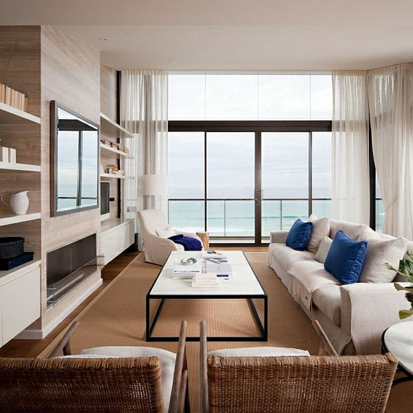 schmales kleines wohnzimmer einrichten  Living space