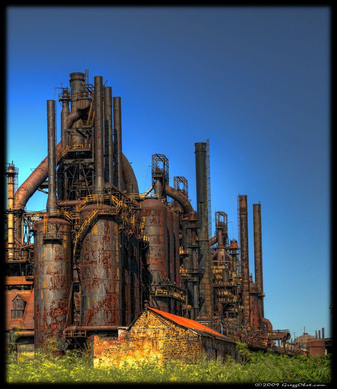 Bethlehem Steel Blast Furnace C