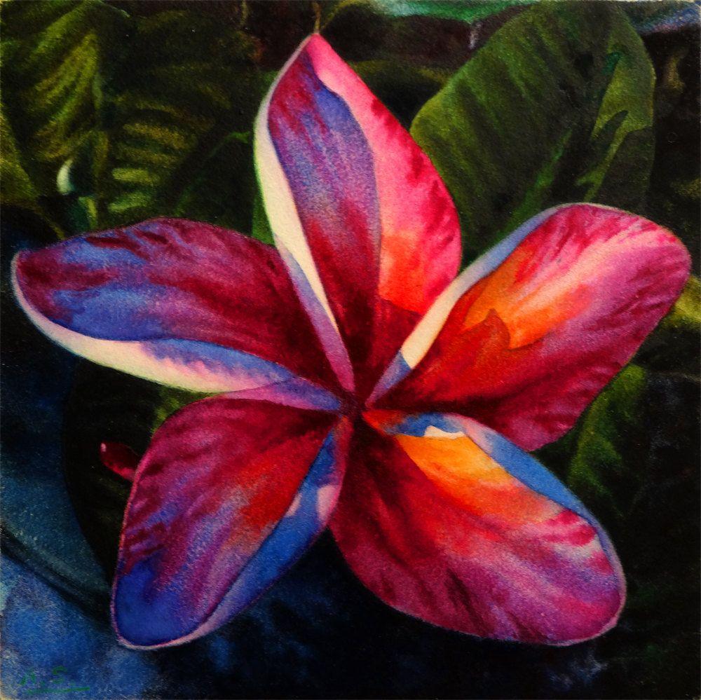 Pretty hawaiian flowers to draw izmirmasajfo
