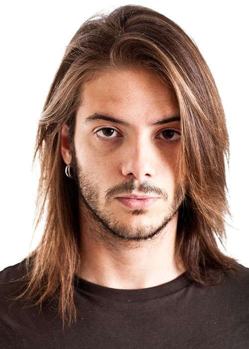 25 Cool Long Hairstyles For Men Men With Long Hair Boys Long
