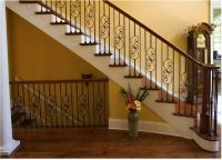 stair banisters and railings | Pictures for Wood and Iron ...