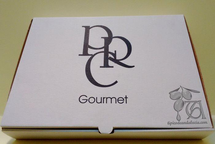 Caja Gourmet de patés Real Carolina