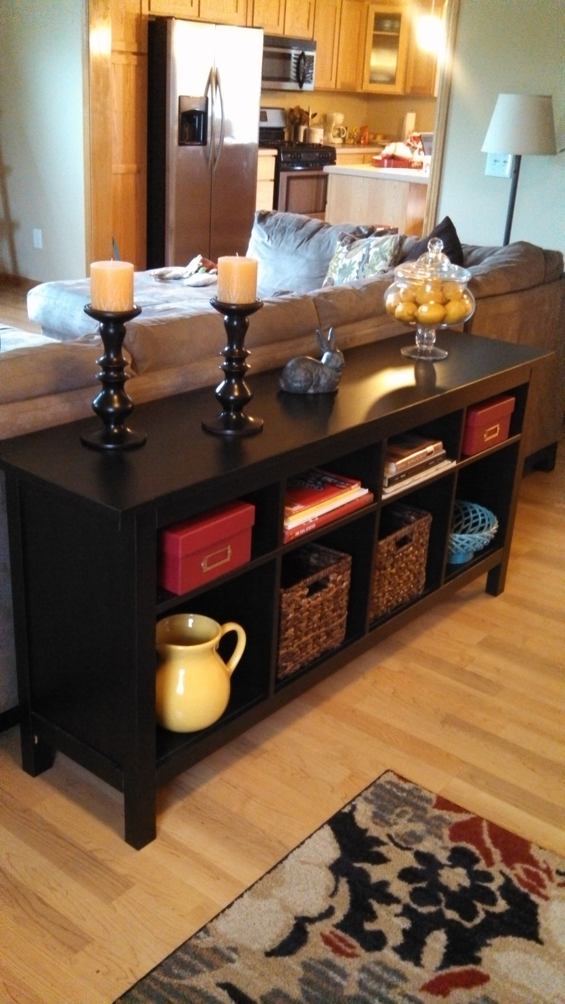 decorating a sofa console table ex display uk front entry  home decor pinterest