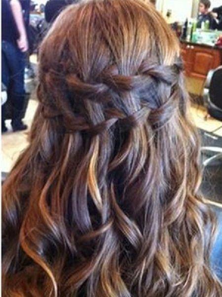 Braids For Long Hair Braids Long Hair In Formal Events