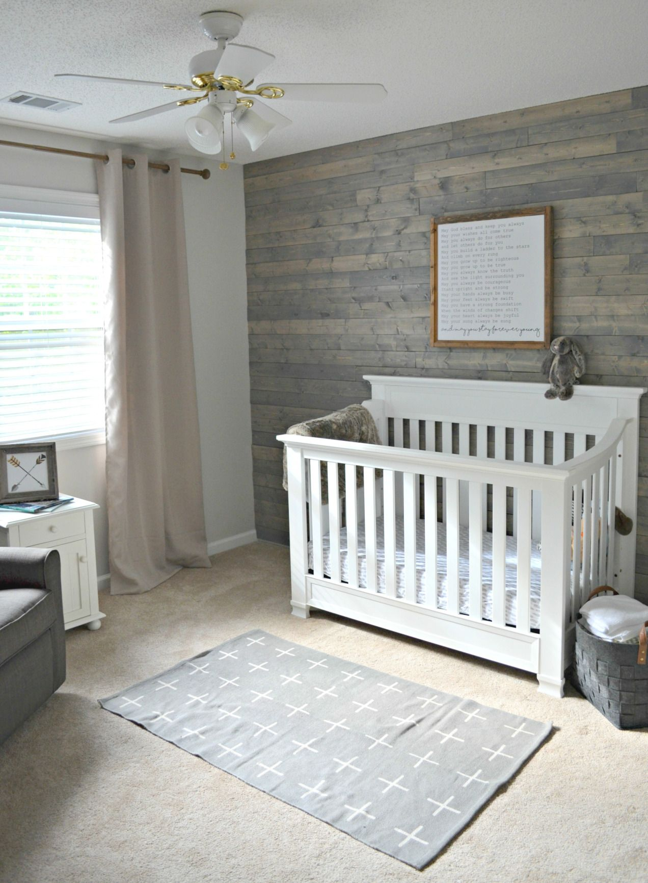 rustic boy nursery. woodsy/outdoor themed nursery