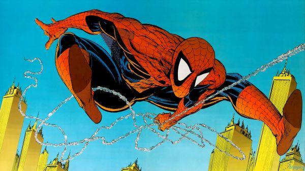 McFarlane Spider-Man Comics
