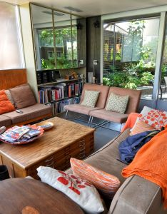 look inside the neutra vdl house living room ideas apartment design also rh pinterest