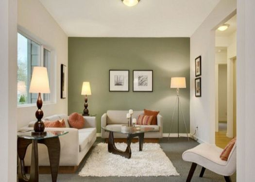 Living Room Paint Ideas With Accent Wall For The Home