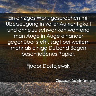 Zitate Spruche Dostojewski Zitate Pinterest