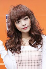 cute japanese hairstyle